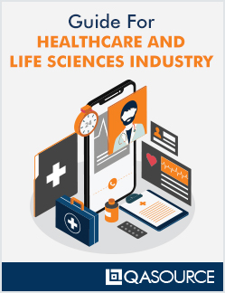Free Guide: Guide For Healthcare & Life Sciences Industry
