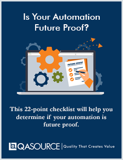 Is Your Automation Future Proof?