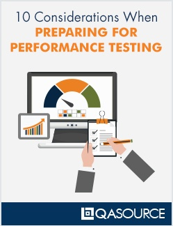 Download Free Checklist: 10 Considerations When Preparing For Performance Testing