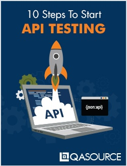 Download Free Checklist: 10 Steps To Start API Testing