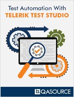 Test Automation With Telerik Test Studio