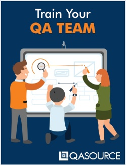 Download Free Worksheet: Train Your QA Team