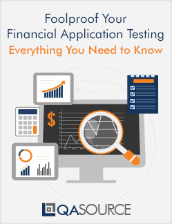 Webinar: Foolproof Your Financial Application Testing - Everything You Need to Know