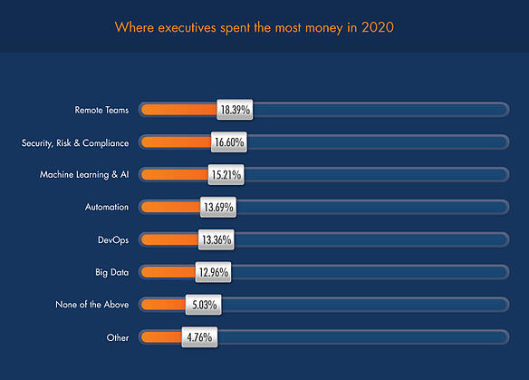 Score A Sneak Peek Where Executives Spent the Most Money in 2020